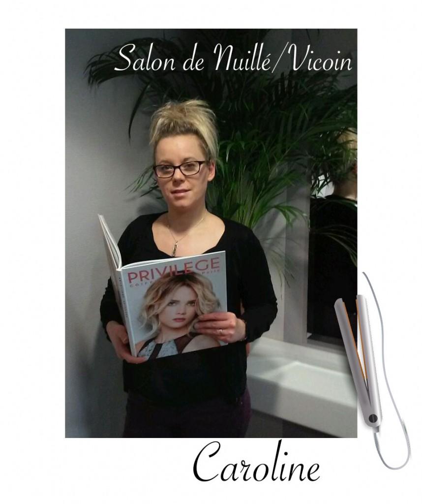 Caroline coiffeuse - salon atelier coiffure nuiillé