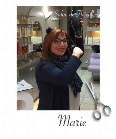 Marie - Coiffeuse Atelier coiffure