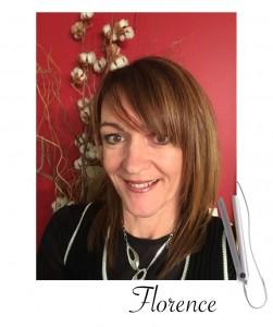 """Florence Jourdan - Responsable des salons de coiffure """"Atelier coiffure"""""""
